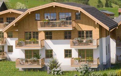 apartman Dorfgastein (1030)
